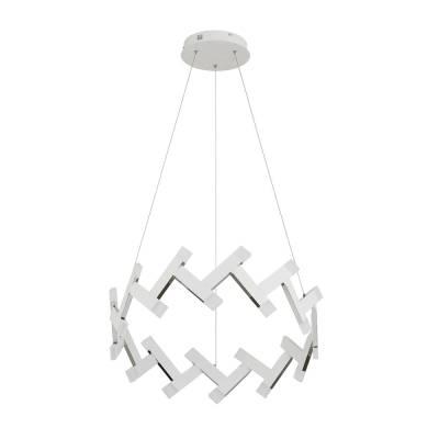 Lámpara colgante Empire 32w blanco