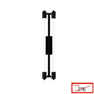 Plafon tubo led marron 60cm