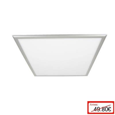 Panel aluminio 60x60 4500k 48w