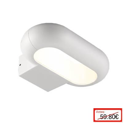 Aplique led blanco