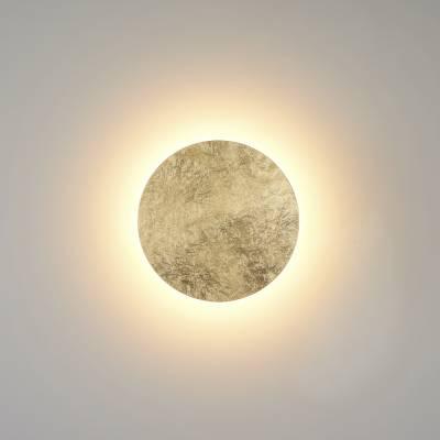 Aplique Eclipse II oro