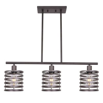 Lámpara lineal Aso 3L