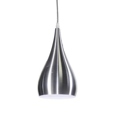 Lámpara Gota Niquel
