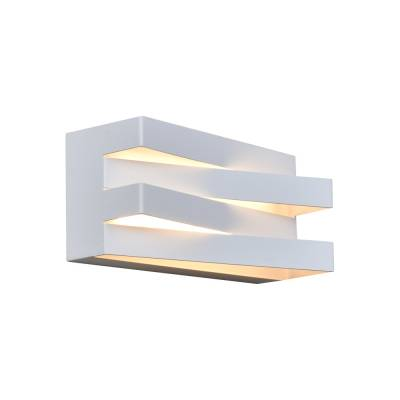 Aplique Denali Blanco Led 18W 4000K