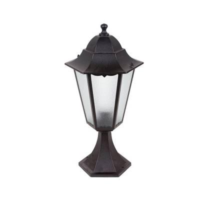 Lámpara sobremuro Granada negro
