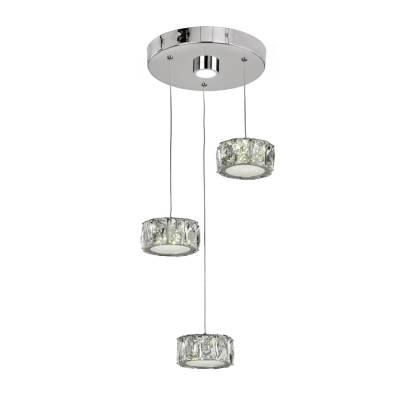 Lámpara colgante Elegance 3L