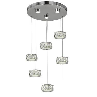 Lámpara colgante Elegance 6L