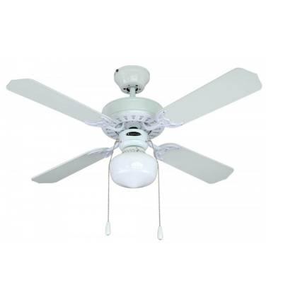 Ventilador Nepal Blanco