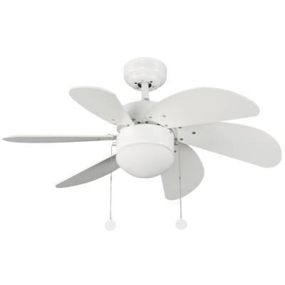 Ventilador Turbo Blanco