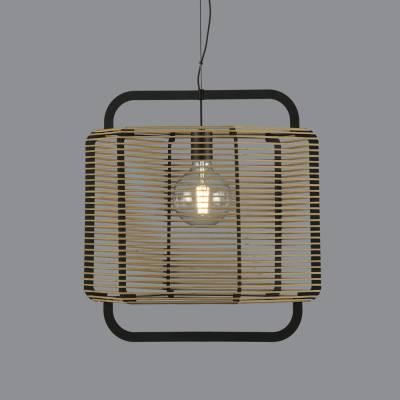Lámpara colgante Corda L