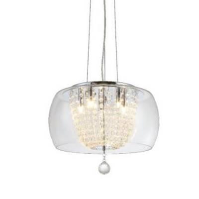 Lámpara colgante Clear Nadine 40 cm