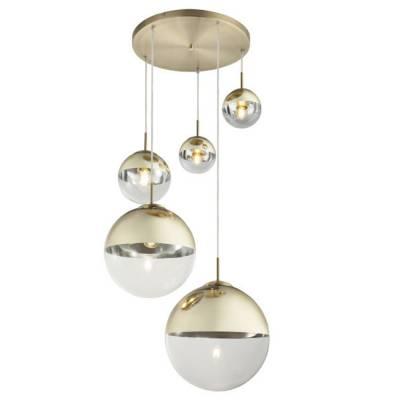 Lámpara de techo colgante Varus 5L