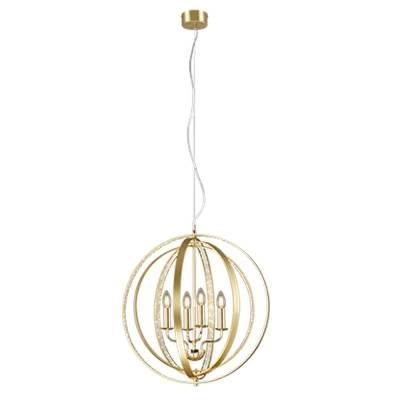 Lámpara Candela bronce