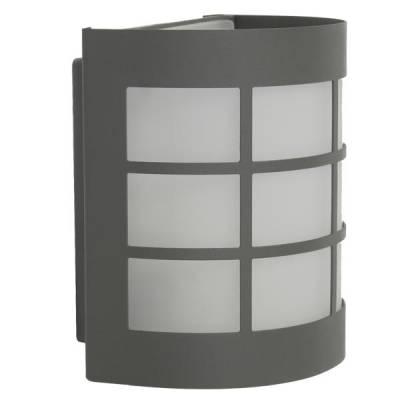 Aplique Window gris oscuro