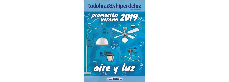 PROMOCION AIRE Y LUZ 2019